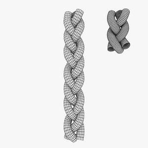 braid 3D model