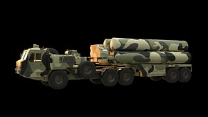3D russian weapon