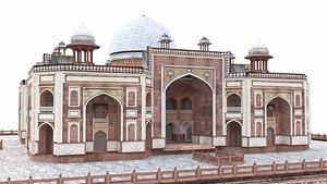 3D delhi travel
