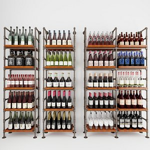 Wine Rack WR10