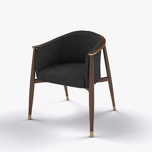 velvet arm chair model