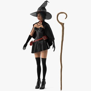 3D Witch 2