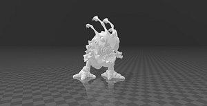 3D model KogMaw