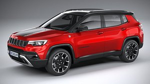 Jeep Compass Trailhawk 2022 3D model