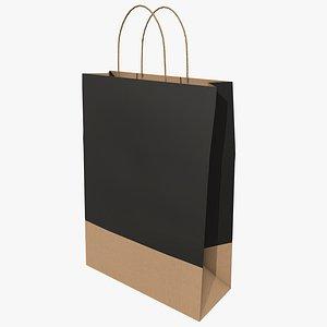 Paper Bag 5 With PBR 4K 8K 3D