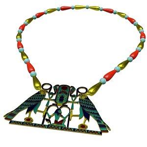 Egyptian pendant 3D model