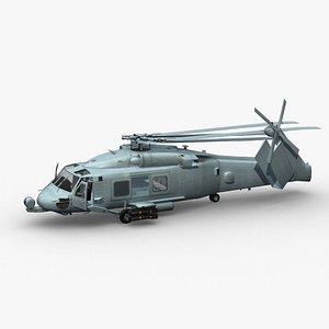 3d sh-60 seahawk model