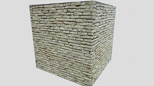 pbr stone 3D