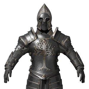 3D templar guard classic