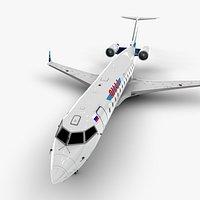 YAMAL AIRLINES BOMBARDIER CRJ 200 L1095