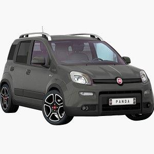 Fiat Panda 2021 Low Interior
