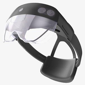 Microsoft HoloLens 2 - 2021 Update 3D model