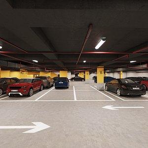 car park 3D