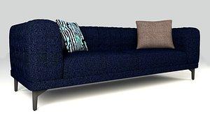 3D model sofa furniture