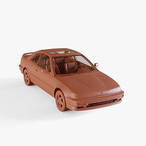 3D model acura integra
