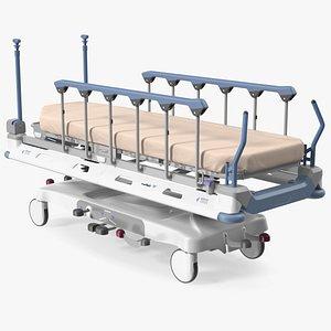 Emergency Transport Bed model