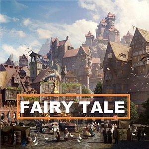 3D Fairy Tale