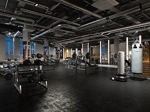 3D model Gym, Air Mold Gym, Taekwondo Fitness, Beauty, Body Training, Weightlifting, Treadmill, Fitness Equip