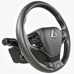 Steering Wheel Lexus F Sport model