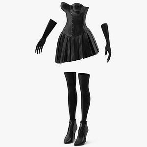 3D Women Clothes 2