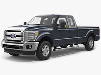 Ford Super Duty 2016 F250 SuperCab
