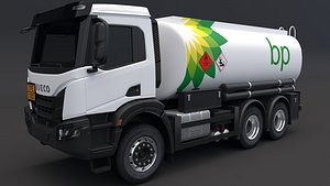 Iveco T-WAY 2021 Bp Fuel Tanker model