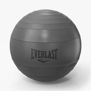 3D pilates ball