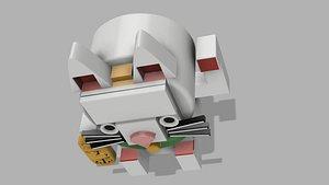 3D model Maneki Neko