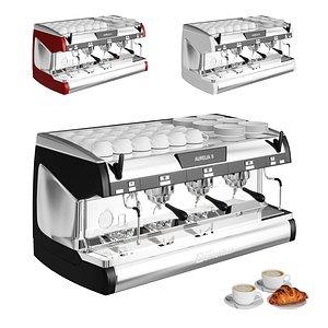 aurelia coffee machines 3D model