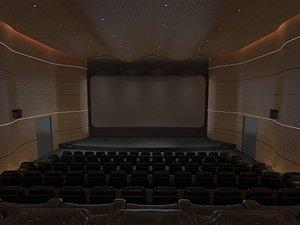 Cinema Hall model