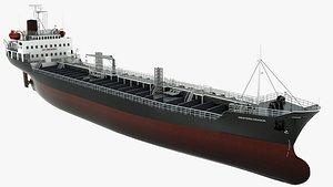 Chemical Tanker Western Dragon 3D model