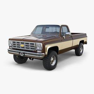 1978 Chevrolet Pickup K20 model