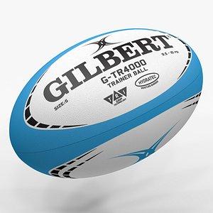 3D model Rugby Ball Gilbert L1478