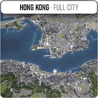 Hong Kong - full city