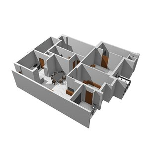 Plan 01 3D