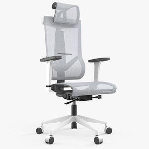 Office Chair 06 - 8K PBR Textures 3D model