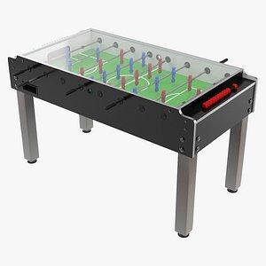 3D Football Table