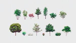 plants mobile games 3D