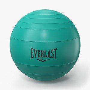 pilates ball lighting 3D