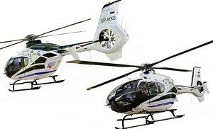eurocopter 3D model