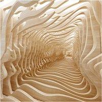 Fantasy Wooden Tunnel