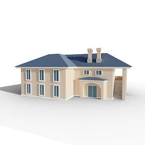 simple 3D model