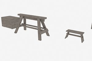wood 3D