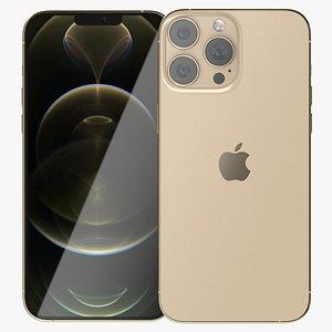 3D Apple iPhone 13 Pro Max