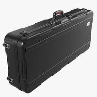 Transportation keyboard case