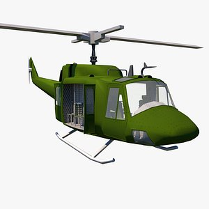 3D helicopter chopper