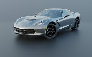 chevrolet corvette c7 car model
