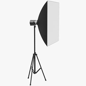 3D photo real photography light model