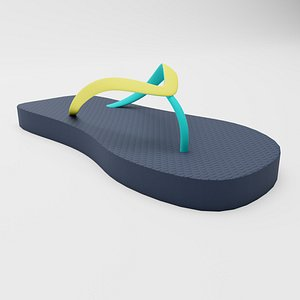 3D Slippers