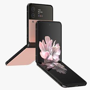 Samsung Galaxy Z Flip 3 Pint 3D model